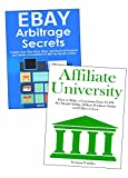 Semi-Passive Income Source: Earn Semi-Passive Income Working at Home via Ebay Arbitrage & Affiliate Marketing