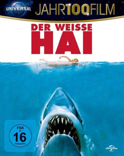 Der weiße Hai (Jahr100Film) [Blu-ray]