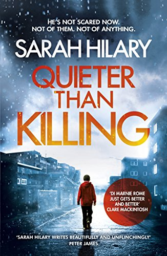 Quieter Than Killing (D.I. Marnie Rome 4) by [Hilary, Sarah]