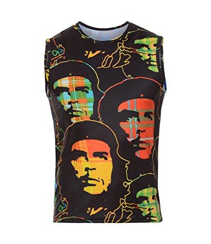 bruno banani, Che Guevara, Tanktop, CHE GUEVARA print che guevara print
