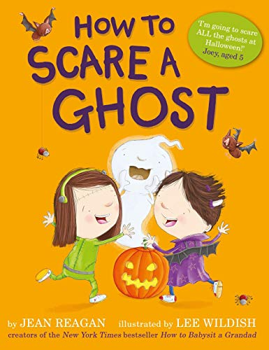 How to Scare a Ghost (English Edition) (Activites De L Les Halloween)