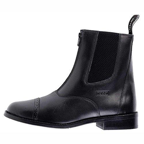 Toggi , Chaussures de skateboard pour homme Noir