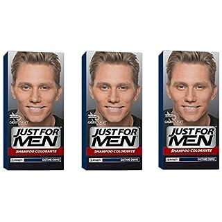 Just For Men Shampoo Farbstoff Hellbraun Natur