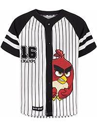 Angry Birds Red - T-shirt à manches courtes - Garçon
