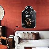 FEI&S Creativo regalo reloj de pared Reloj relojes arte #25
