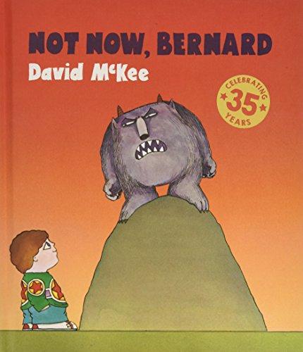 Not Now, Bernard: Collector's Edition Hardback