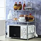 Küche Mikrowelle Rack/Speicher/gewürzt/Bad Lagerregal/Finish Lagerregal/IKEA Land-A