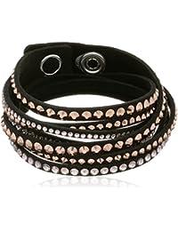 Swarovski Bracelet 5089699 Slake Deluxe Noir
