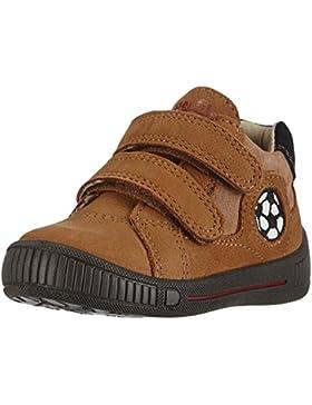 Superfit Cooly - Zapatillas de Running de Cuero Bebé-Niñas