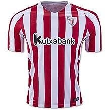 Amazon.es  camiseta del athletic de bilbao - Rojo f4ade98c7228c