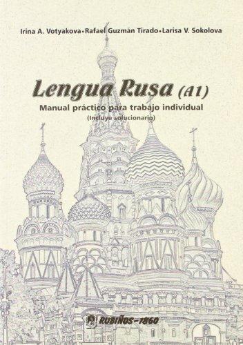 Lengua rusa (A1) : manual practico para trabajo individual