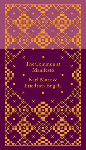 The Communist Manifesto (Penguin Pocket Hardbacks) (Penguin Pocket)