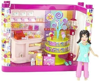 Polly Pocket Designables Mix 'n' Match Candy Shop Crissy Doll by Mattel