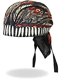 Officially Licensed & Trademarked Products Authentic Bikers Premium Headwraps- High Quality Micro-Fiber &