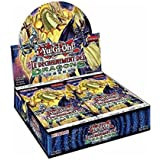 Yu-gi-oh! JCCYGO275_4 - Boîte de 24 Boosters  - Déchainement Dragons Légende