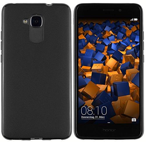 mumbi Schutzhülle für Huawei Honor 5C Hülle (Bat 5c Phone Case)