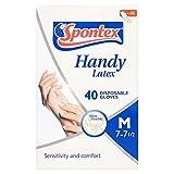 Spontex Disposable Gloves 40 Pack