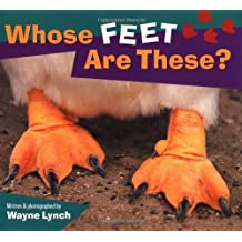 Whose Feet Are These? (Whose....is This?)