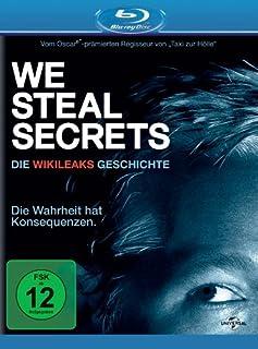 We Steal Secrets - Die WikiLeaks Geschichte [Blu-ray]