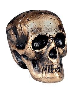 Boland 74 309 - cráneo, decoraciones, alrededor de 20 x 16 cm