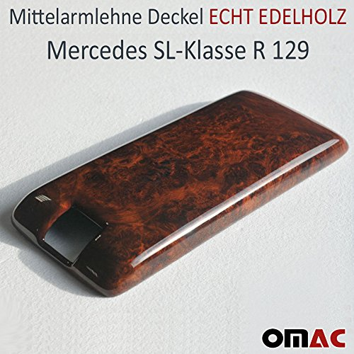 Mittelarmlehne Armlehne Deckel Echtholz Wurzel Holz gebraucht kaufen  Wird an jeden Ort in Deutschland