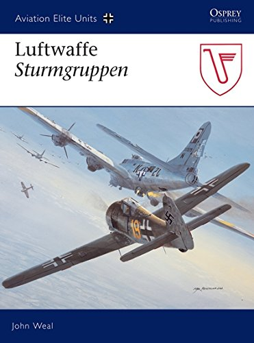 Luftwaffe Sturmgruppen (Aviation Elite Units)