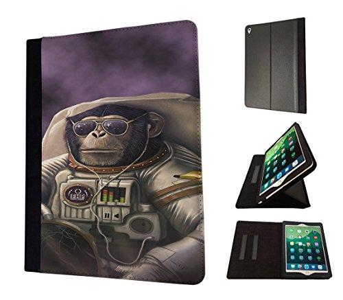 003010-ape-monkey-astronaut-sunglasses-design-apple-ipad-air-1-2013-flip-case-purse-pouch-stand-cove