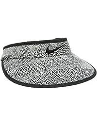Nike Big Bill Zebra Print Visor Casquette de golf, femme