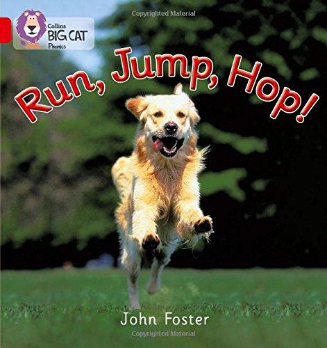 Run, Jump, Hop