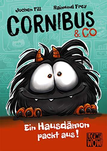 Buchseite und Rezensionen zu 'Cornibus & Co - Ein Hausdämon packt aus!' von Jochen Till
