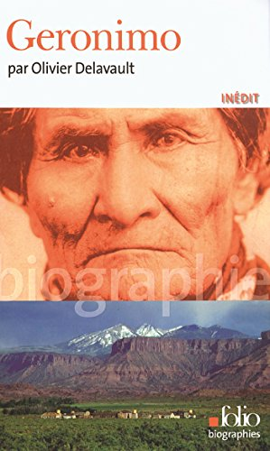 Geronimo (Folio Biographies)