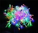 Happyit 4 M 40 LED wasserdichte String Lights Xmas Urlaub Licht Outdoor dekoriert Lampen für Party Hochzeit Garten Weihnachten Fairy (Mehrfarbig)