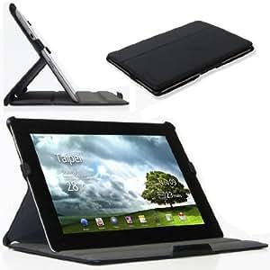 Vilros UltraSlim Tasche mit Verstellbarem Standfuß für Asus Transformer Tf300 TF300TL Tablet-PC