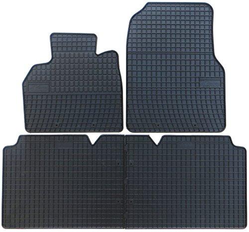 Preisvergleich Produktbild TN-Profimatten Gummifussmatten Auto-Fußmatten Passform GR00546870A