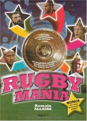 Rugby mania par Romain Allaire