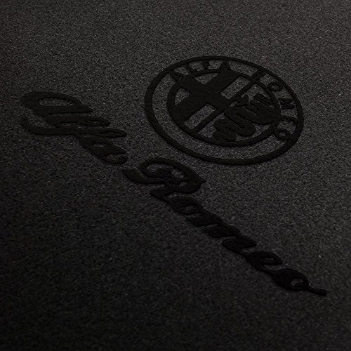 Preisvergleich Produktbild Fußmatten aus Nadelfilz mit Druck Logo+Schrift Q100_ALFA-L+S-300_Alfa_022