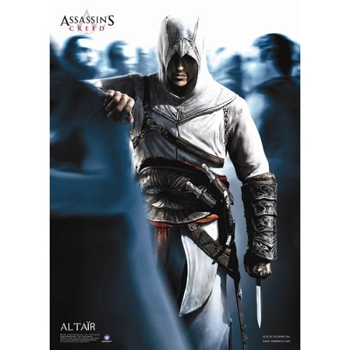Assassin's Creed Altair mod. 1 Poster 70x100