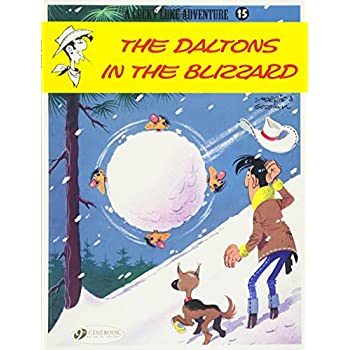 Lucky Luke - tome 15 The Daltons in the Blizzard (15)