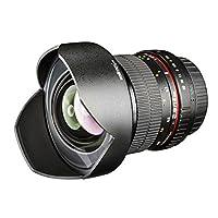 Walimex 14 mm f/2.8-22 - Objetivo para Canon EF (distancia focal 14 mm, ...