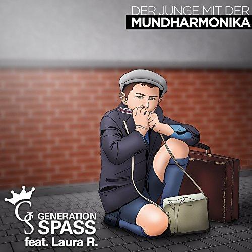 Generation Spass feat. Laura R. - Der Junge mit der Mundharmonika