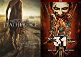 Death Is The Only Way Out Horror Story Mayhem: Leatherface & 31 (Double Feature 2 DVD- Movie Set)