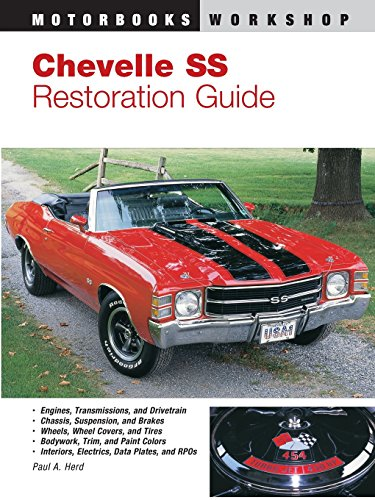 Chevelle SS Restoration Guide (Motorbooks Workshop) -