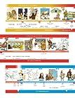 Frise chronologique Cycle 3 éd. 2012 - De la préhistoire à nos jours