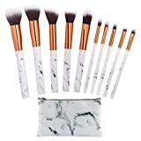 Bromose 100 Make-up-Pinsel-Set Powder Blush Foundation Lidschatten Augenbrauen-Pinsel mit Kosmetik Pinsel Tasche