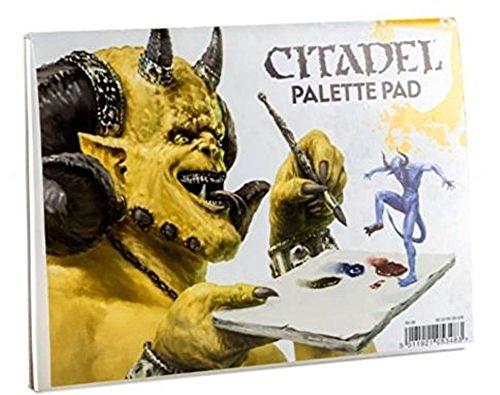 Preisvergleich Produktbild Citadel Palette Pad by Games Workshop