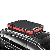 Aoafun Roof Top Cargo-Tasche Wasserdichte Car Top Träger 10 Kubikfuß Aufbewahrungsbox Roof Top Tasche für Reise- und Gepäcktransport - 2