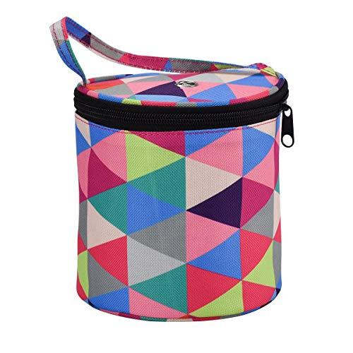 CUHAWUDBA Haus T?gliche Aufbewahrungs Tasche Woll Garn H?keln N?hen Nadel Handtasche Werkzeug Zum Weben Handtasche Oxford Tuch Material Leicht Einfach Zu Waschen