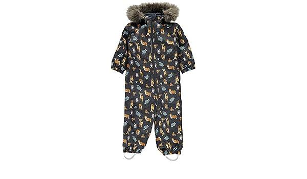 NAME IT Baby Jungen Kleinkind Schneeanzug NMMSNOW08 Suit Forest