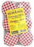 Einmachgläser - 6 x 440ml