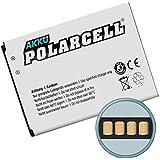 Polar Batería de celda para Samsung Galaxy Grand I9080, Grand Neo 9060GT-i, Grand Duos i9082(2250mAh/8, 45Wh) EB535163LA)